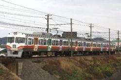 鎌田~岡田間(2013.1.23)