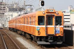 大阪阿部野橋~河堀口間(2012.10.25)