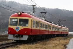 岩野~象山口間(2012.1.21)