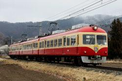 金井山~松代間(2012.1.21)