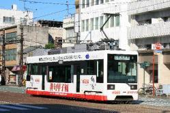大手町駅前~西堀端間(2011.10.27)