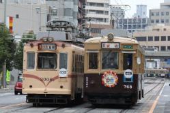 鷹野橋~日赤病院前間(2012.11.23)