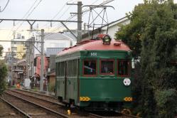 北天下茶屋~松田町間(2012.1.29)