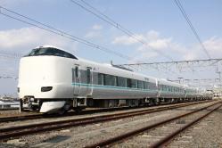 日根野電車区(2012.2.4)