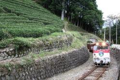 奥泉~川根小山間(2011.10.8)