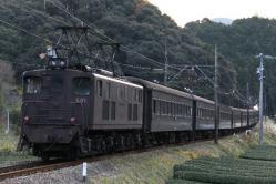 抜里~家山間(2012.11.24)
