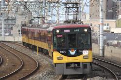 守口市~西三荘間(2012.12.2)