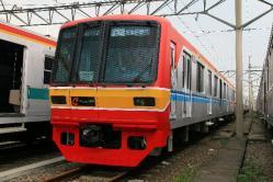 Depok電車区(2011.11.21)