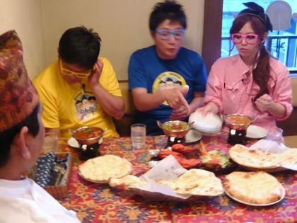 Indo Asia DINING  10倍カレー