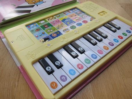 ピアノのオモチャ