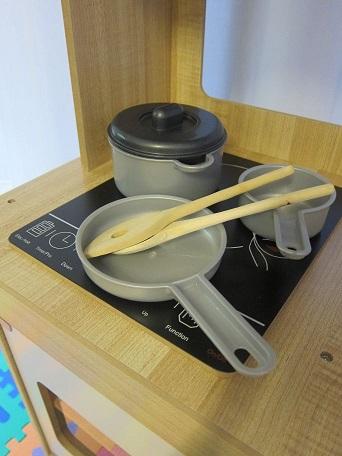 娘のお鍋たち