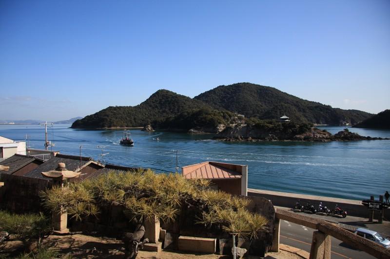 鞆の浦の眺め1