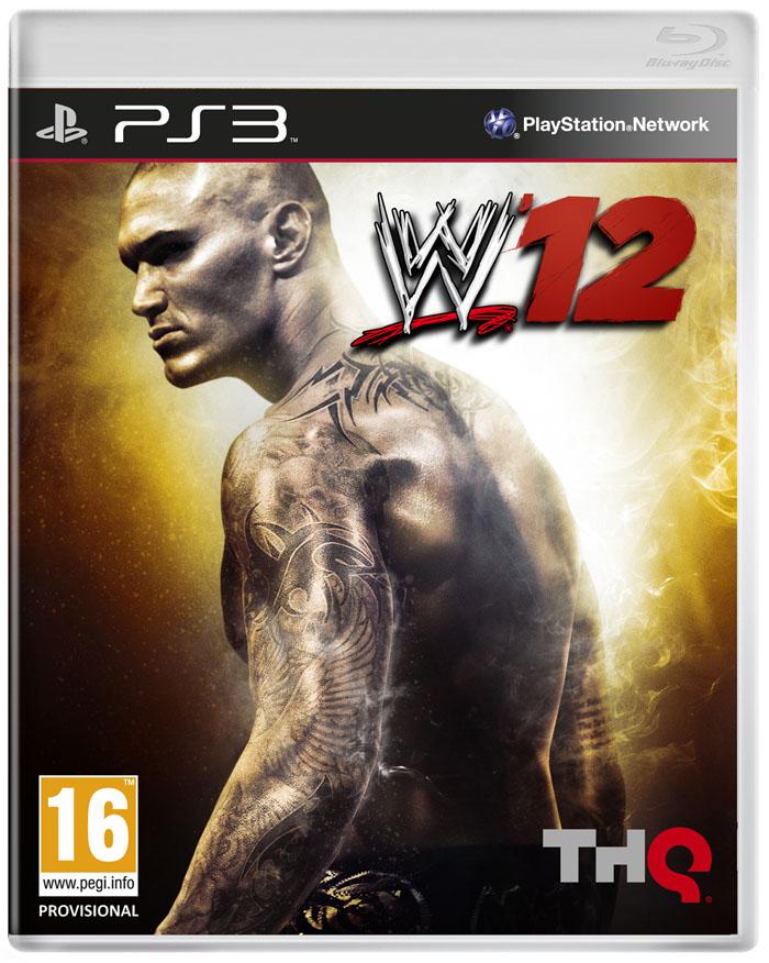 WWE12 オートン