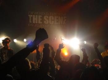 THE SCENE LIVE