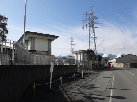 神奈川県内広域水道企業団・飯泉取水施設