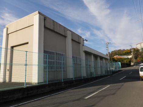 神奈川県内広域水道企業団・曽我ポンプ所