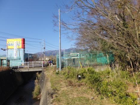 神奈川県内広域水道企業団・下口接合井