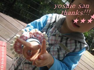 yoshieさんより4