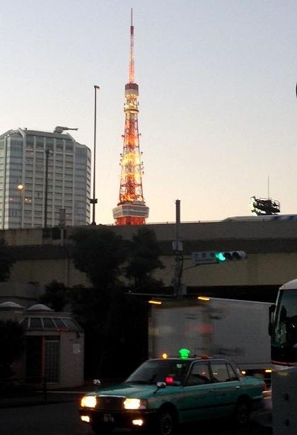 2014秋東京タワー