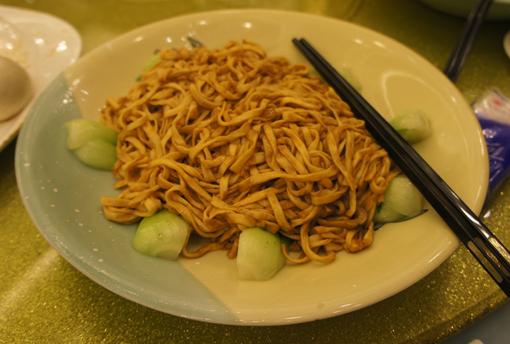 20110923 南海漁村 麺 18cmDSC02530