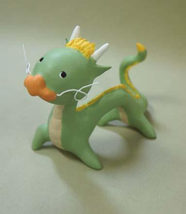 #76 Dragon Kid  修正13.5cm  DSC04223
