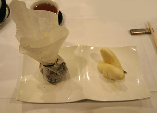 20120209 アスター 鶏肉と饅頭 18cm DSC00602