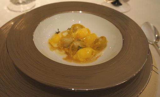 20120223 firenzie pinchi ラビオリ 18cmDSC02291
