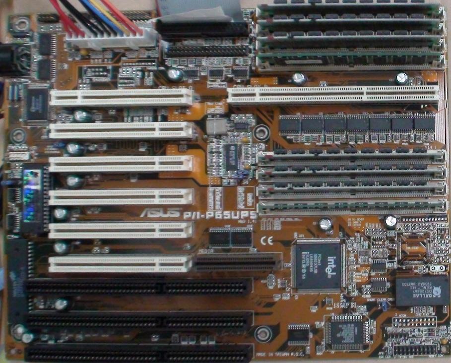 マザーボード 2個 cpu 変態