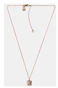 Pyramid Pendant Necklace2