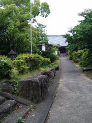 能古のお寺
