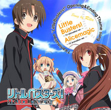 Little Busters!/Alicemagic(初回生産限定盤)(DVD付)