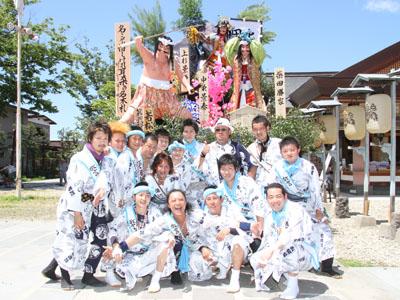 平成24年度土崎港曳山祭り その他撮影 若松町