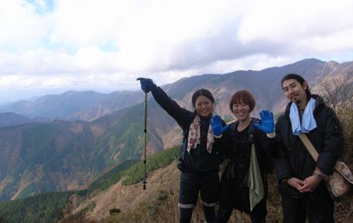 07丹沢登り