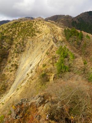 11丹沢登り