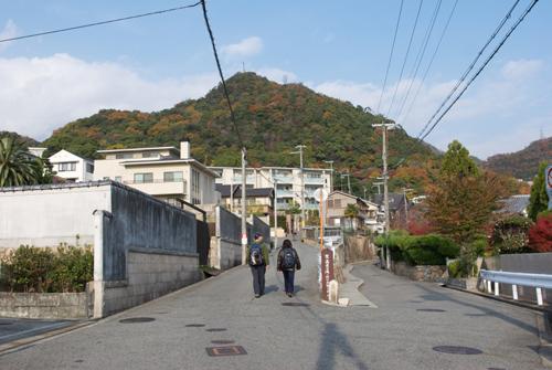24_登山口まで