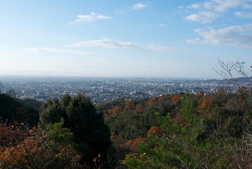 07中山岩場からの眺め