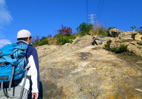 06中山岩場
