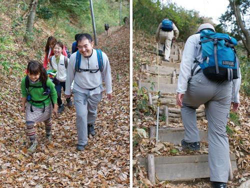 06登山道