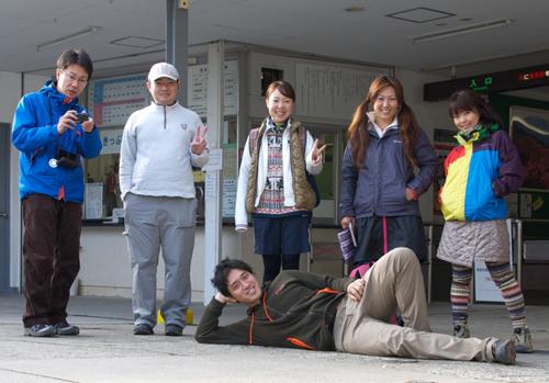 02葛城山バス停
