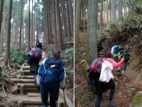 26急坂登り