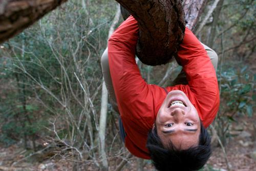 01中山木登り2