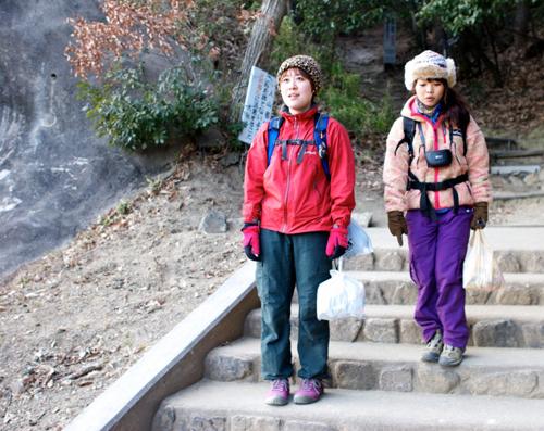 01登山道おわり