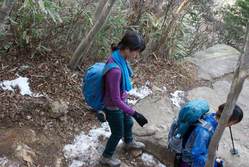 09六甲山最高峰へ