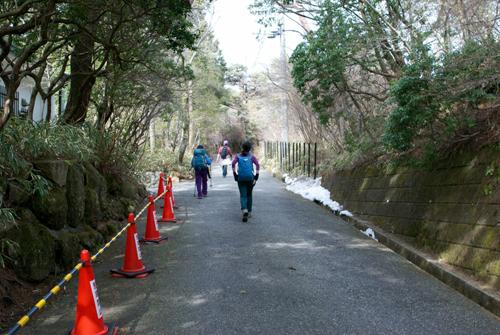 11六甲山最高峰へ