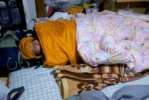 01前夜祭寝袋2