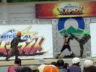 戦闘員vsエディー!
