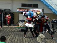 超速戦士参上!!