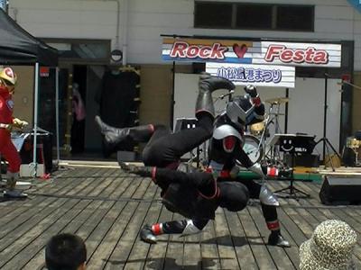 がんばれエディー!!