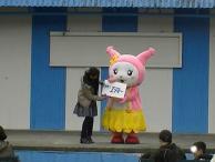 ピッピーちゃんと前説^^