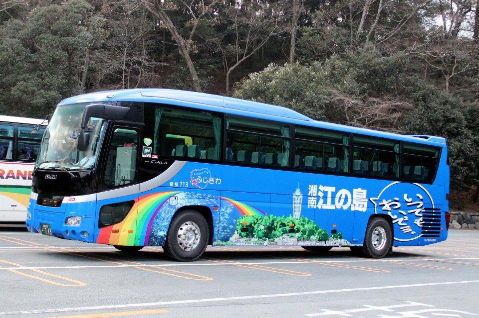 江ノ電バス藤沢 713